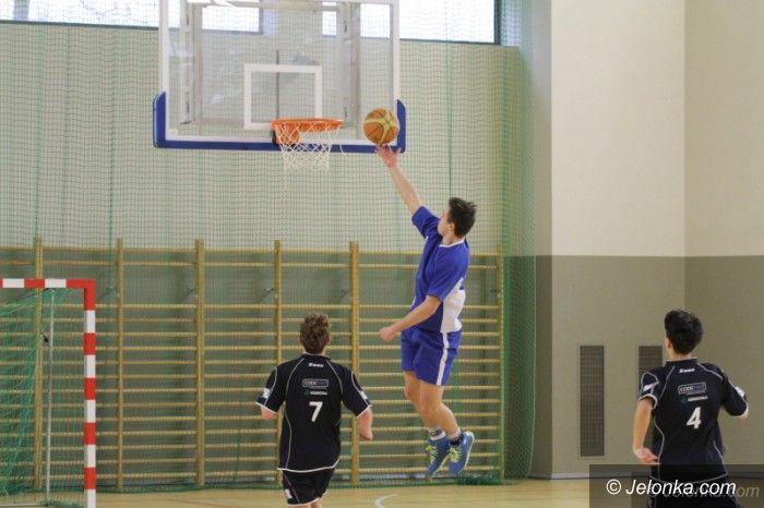 Jelenia Góra: Walczyli koszykarze szkół średnich