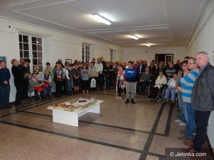 Kowary: Spotkanie świąteczne WTZ  w Kowarach