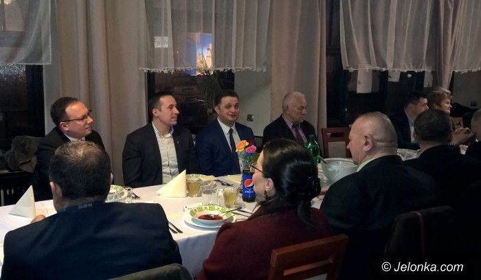 Jelenia Góra: Spotkanie opłatkowe najstarszej partii