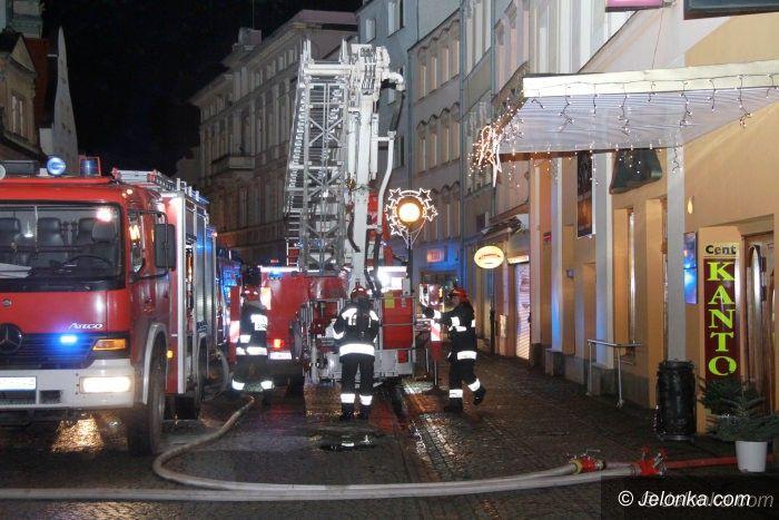 Jelenia Góra: Pożar w Hotelu Europa – 58 osób ewakuowano