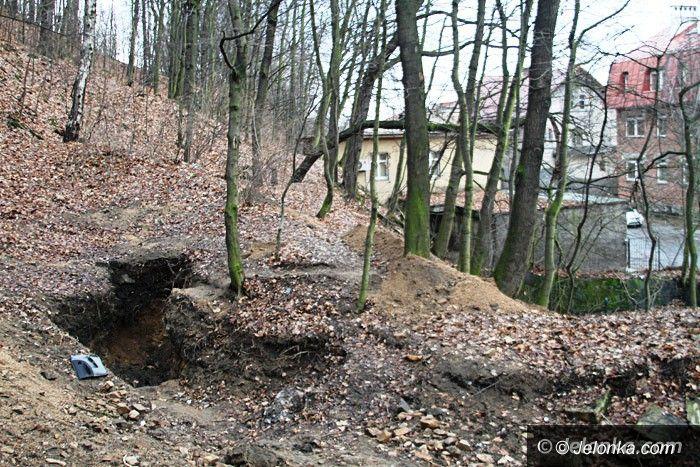 Jelenia Góra: Tajemnicze poszukiwania przy Krakowskiej