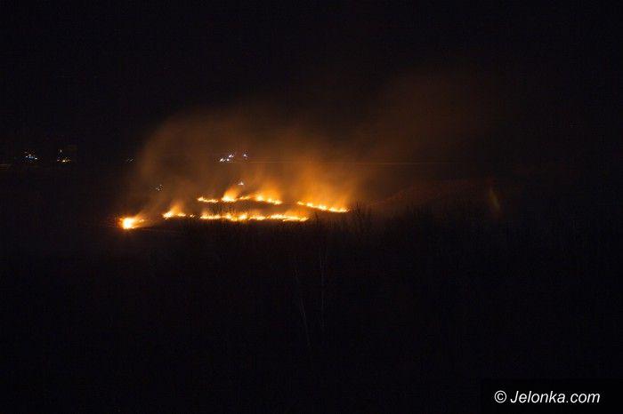Region: Niespokojny sylwester u strażaków