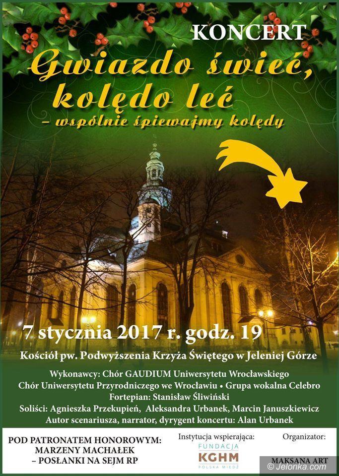 Jelenia Góra: Wyjątkowy koncert kolęd już w sobotę