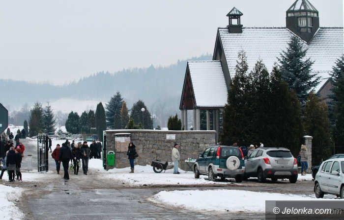Jelenia Góra: Jeleniogórzanie pożegnali Marysię