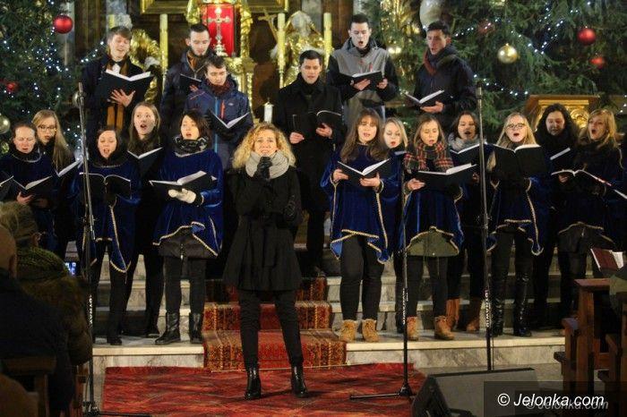 Jelenia Góra: Wspólne kolędowanie z wrocławskimi chórami