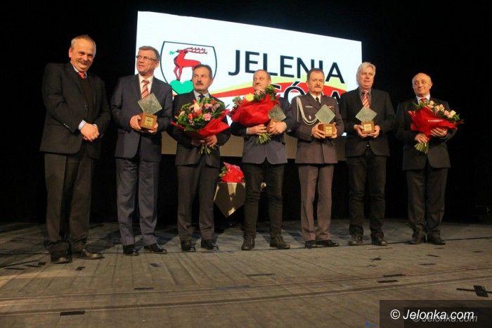 Jelenia Góra: Noworoczne spotkanie z nagrodami