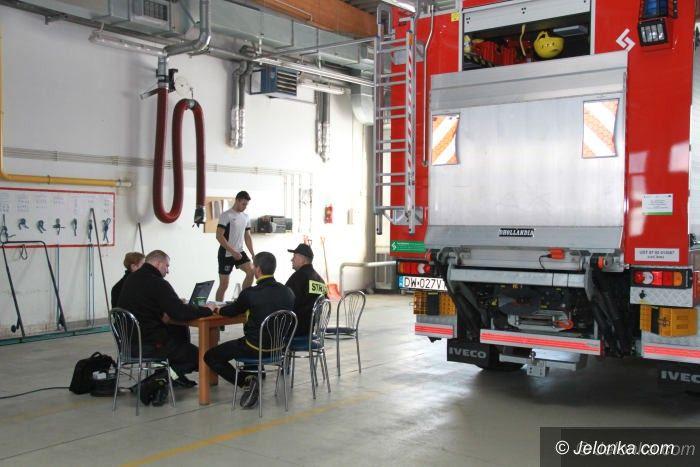 Jelenia Góra: Egzaminy z próbą lęku i testem harvardzkim
