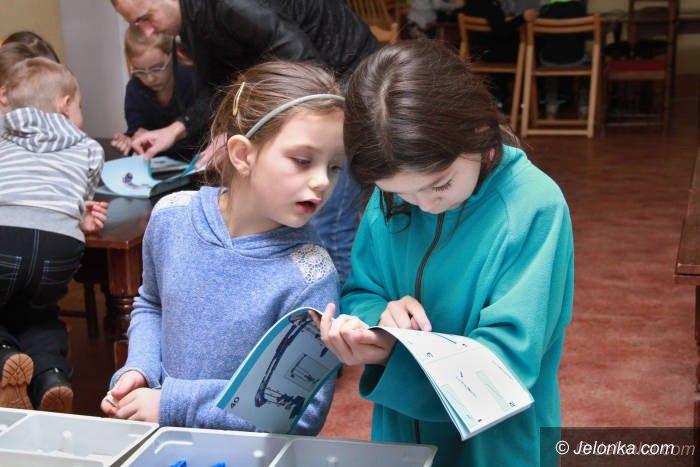 Jelenia Góra: Dziecięca podróż w świat techniki w ODK