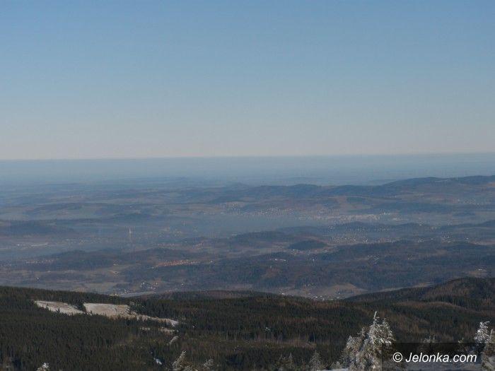 Jelenia Góra: Taki smog w Jeleniej Górze