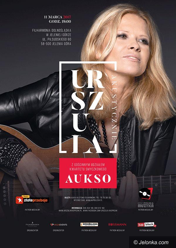 Jelenia Góra: W jeleniogórskiej filharmonii zaśpiewa Urszula