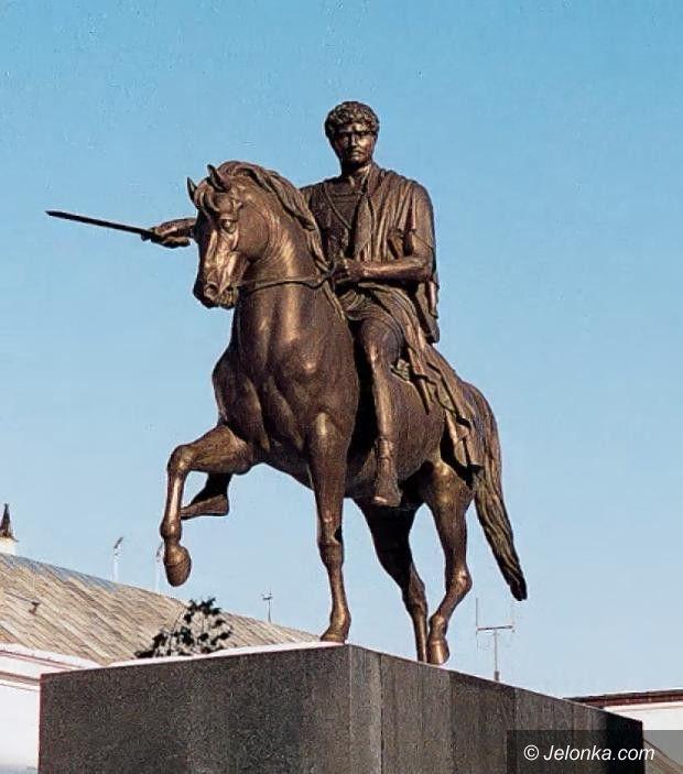 Region: Wędrówki pomnika księcia Józefa Poniatowskiego