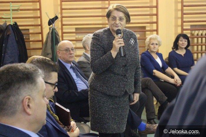Jelenia Góra: Optymizm po spotkaniu w SP 7