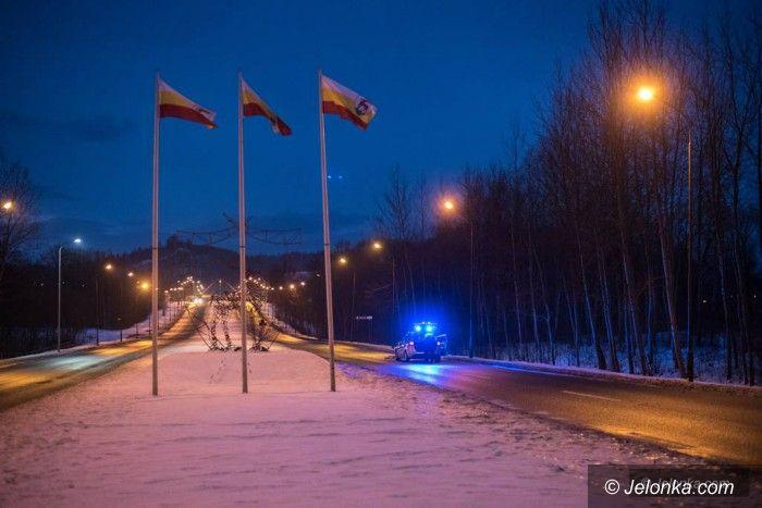 Jelenia Góra: W Jeleniej Górze samochód potrącił sarnę