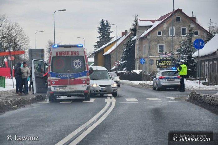Jelenia Góra: Karambol w Maciejowej