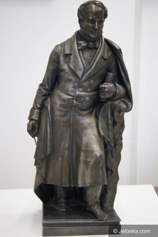 Jelenia Góra: Aleksander von Humboldt w cieplickim muzeum