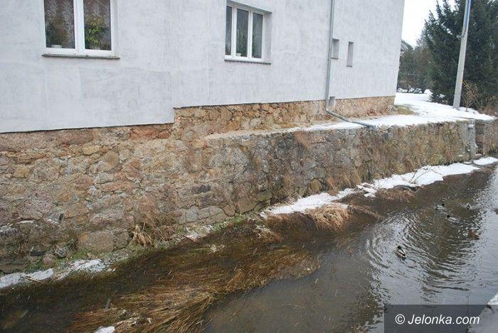 Jelenia Góra: Czy w Maciejowej boją się wielkiej wody?