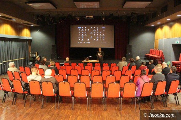 Jelenia Góra: Prezentacja wniosków bez zainteresowania
