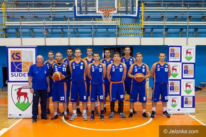 Jelenia Góra: Koszykarze Sudetów zapraszają na treningi