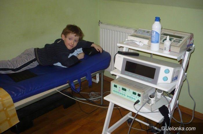Jelenia Góra: Niepełnosprawna mama prosi o 1 proc. dla chorego synka