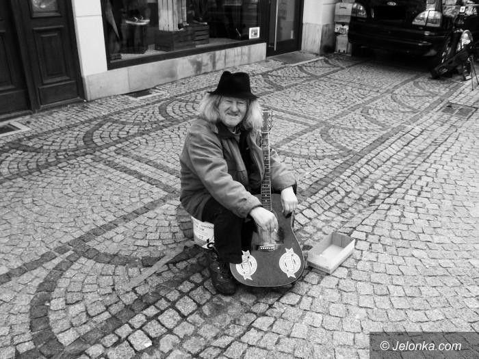 Jelenia Góra: Był taki grajek, Staszek Nagajek