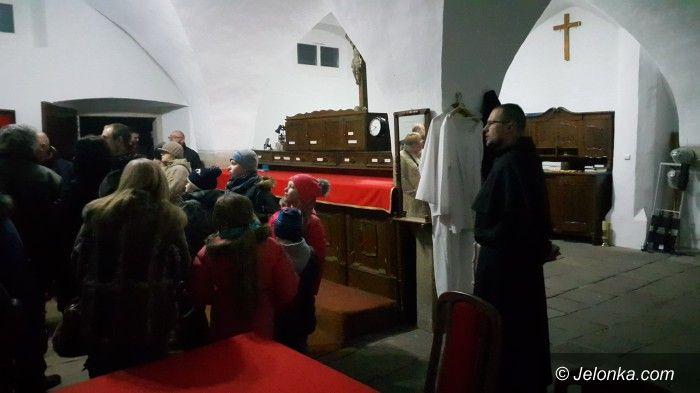 Region: Charytatywne zwiedzanie kościoła w Lubomierzu
