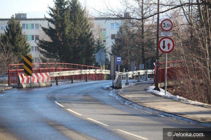 Jelenia Góra: Most na ulicy Cervi doczeka się remontu