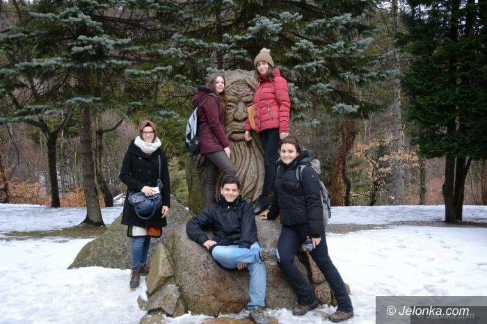 Jelenia Góra: Studenci z Turcji i Ukrainy gośćmi KSPW