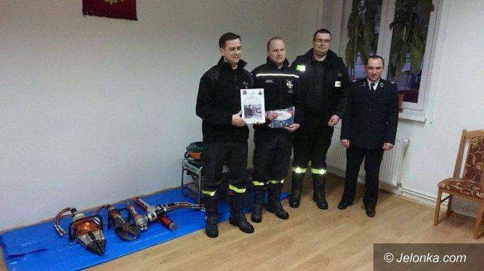 Region: Strażacy z Rybnicy dostali holmatro
