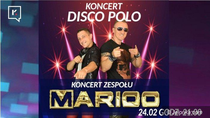 Jelenia Góra: Koncert disco polo w Klubie Kwadrat