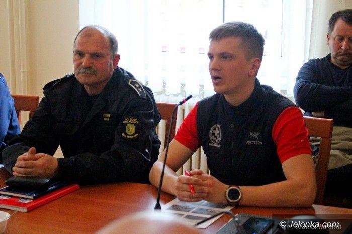 Karpacz: Stacja GOPR–u w Karpaczu coraz bliżej
