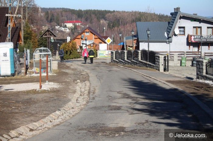 Szklarska Poręba: Ulica Turystyczna doczeka się remontu