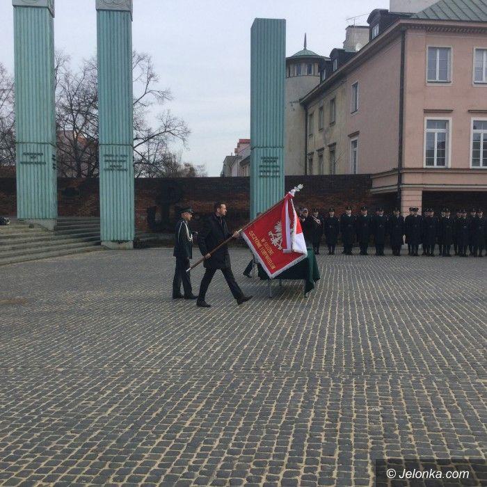 Warszawa: Senator Mróz na inauguracji KAS