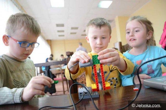 Jelenia Góra: Zabawa (ale nie tylko) klockami Lego w ODK
