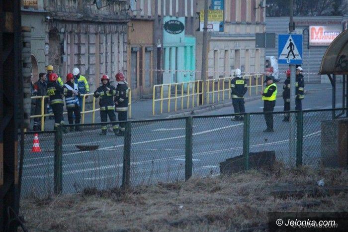 Jelenia Góra: Wyciek gazu w rejonie ul. Wincentego Pola (aktualizacja)