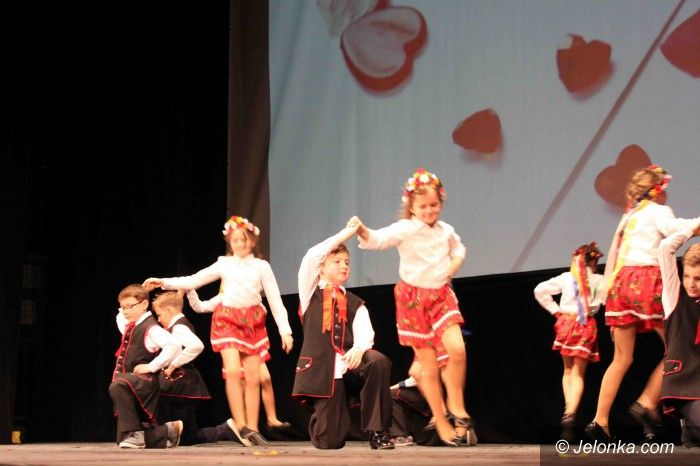 Jelenia Góra: Tancerze z Dwójki podbili serca publiczności