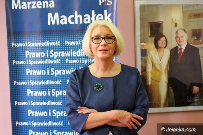 Polska: Marzena Machałek wiceministrem edukacji