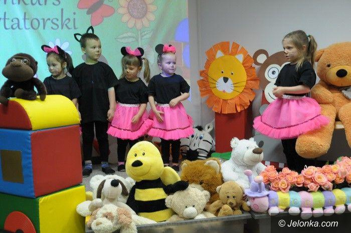 Jelenia Góra: Przedszkolna wieroszalandia w Książnicy
