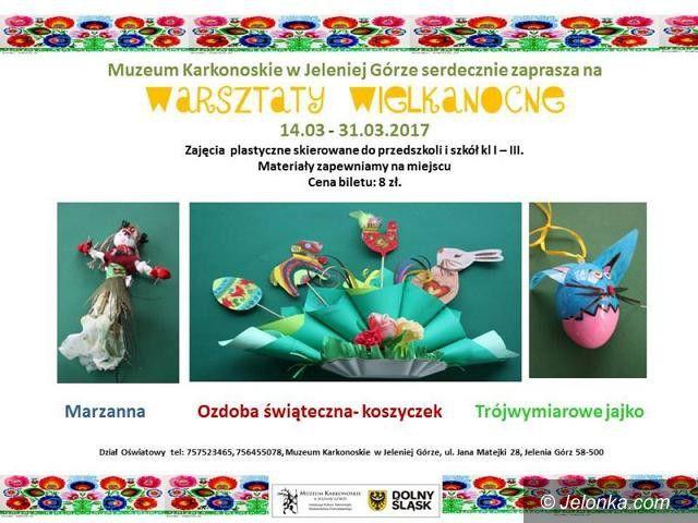 Jelenia Góra: Warsztaty wielkanocne w Muzeum Karkonoskim