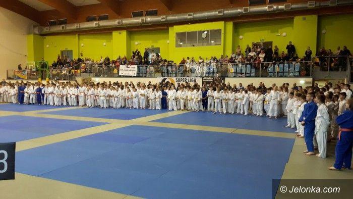 Sobótka: Świetny start naszych judoków w Sobótce