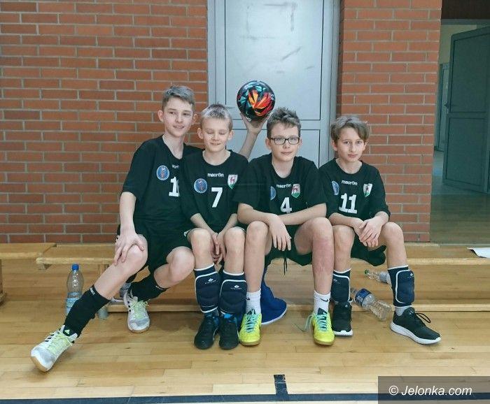 Legnica: Młodzi siatkarze IKS–u zagrali w Legnicy