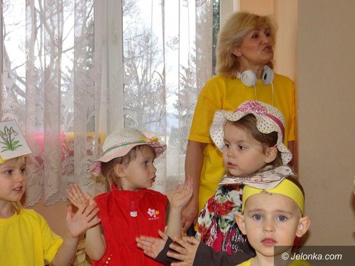 Jelenia Góra: Przedszkolaki z Hałabały witały wiosnę