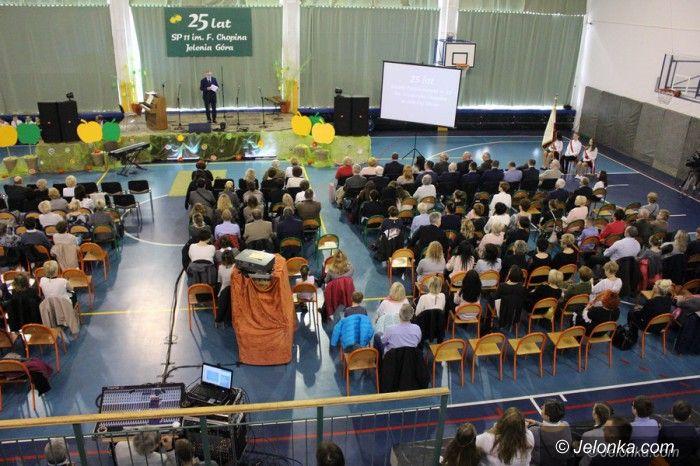 Jelenia Góra: Największa szkoła ma już 25 lat