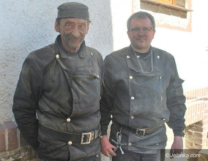 Jelenia Góra: O pracy kominiarza i o szczęściu
