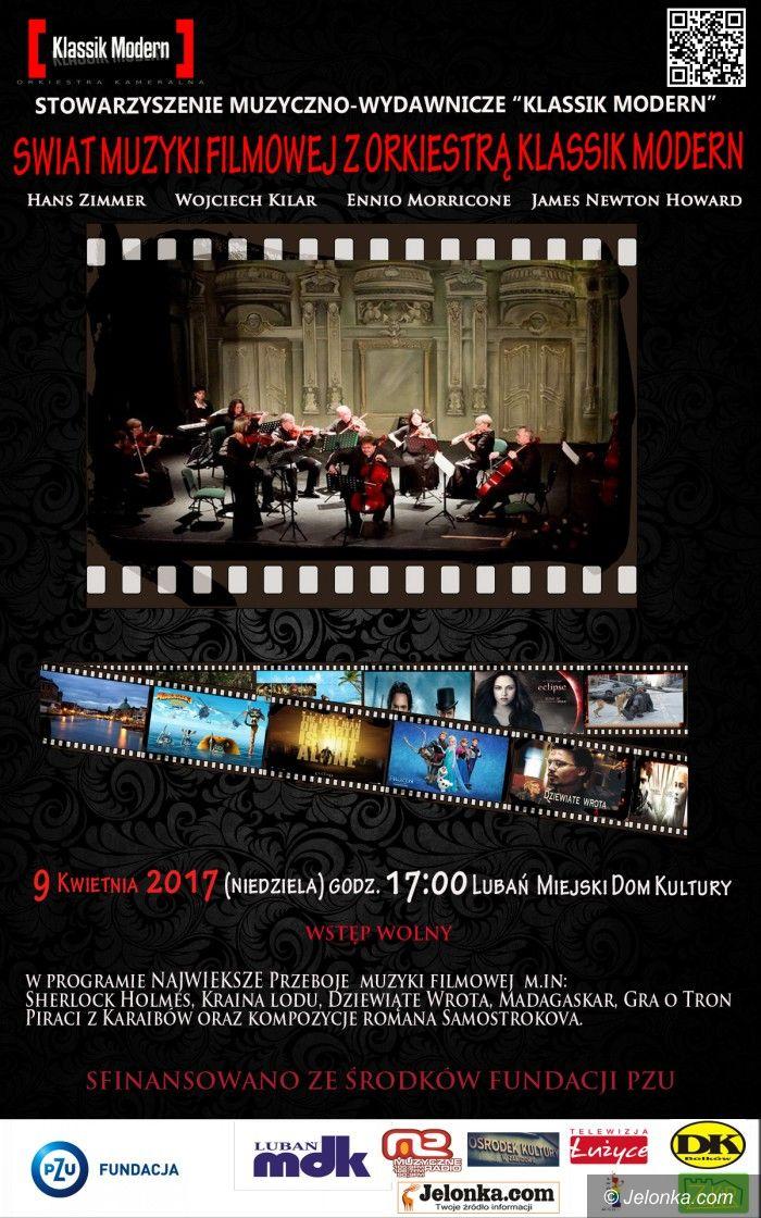 """Region: Rusza projekt """"Świat muzyki filmowej z Klassik Modern"""""""