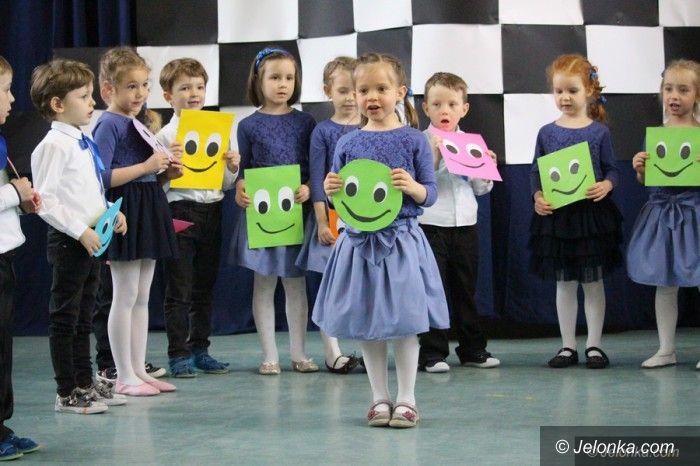 Jelenia Góra: Przedszkolaki w SP7 z twórczością matematyczną