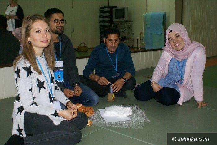 Jelenia Góra: Nauczyciele z Turcji szkolą się w Jeleniej Górze