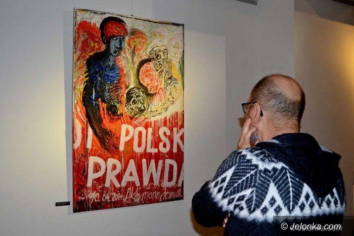 Jelenia Góra: Wystawa Janusza Akermanna w Muzeum Karkonoskim