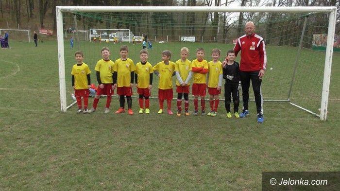 Jelenia Góra: Niedzielna rywalizacja młodych piłkarzy