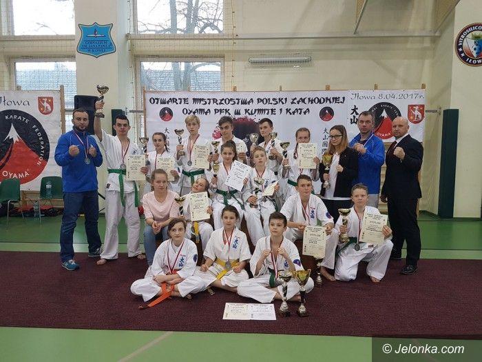 Iłowa: 14 medali JK Oyama w Iłowej