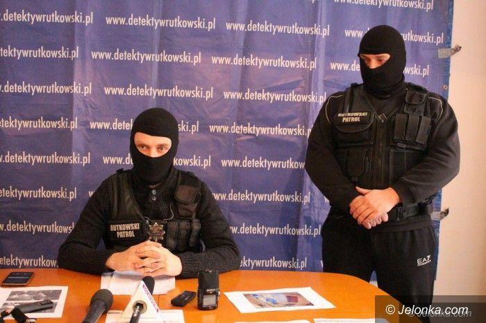 Jelenia Góra: Detektyw Rutkowski poszukuje zaginionego
